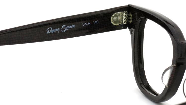 Regency Eyewear レジェンシーアイウェア メガネフレーム BRYAN ワインレッドパイソン 44-24 9