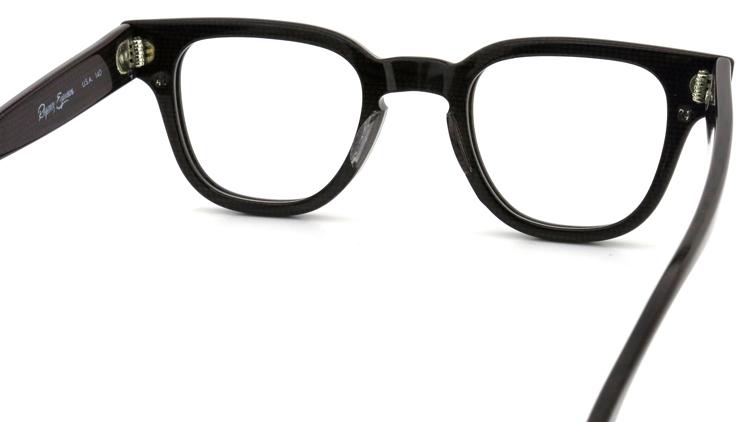 Regency Eyewear レジェンシーアイウェア メガネフレーム BRYAN ワインレッドパイソン 44-24 7