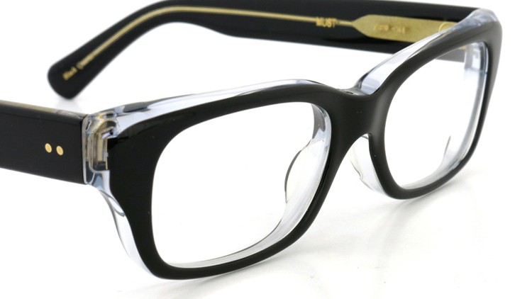 Oliver Goldsmith オリバーゴールドスミス MUST Black Quartz 6