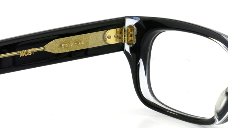 Oliver Goldsmith オリバーゴールドスミス MUST Black Quartz 9