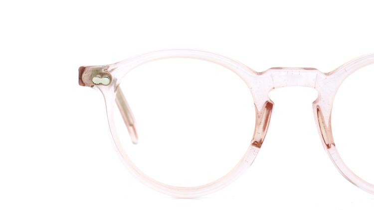 MAY メイ vintage ヴィンテージメガネ 60s MAINSTREET 014 PINK  46-22 13