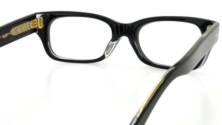 Oliver Goldsmith オリバーゴールドスミス MUST Black Quartz 7