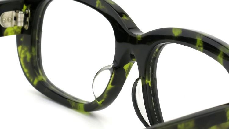 Oliver Goldsmith (オリバーゴールドスミス) メガネ RIP Green Tortoiseshell 8