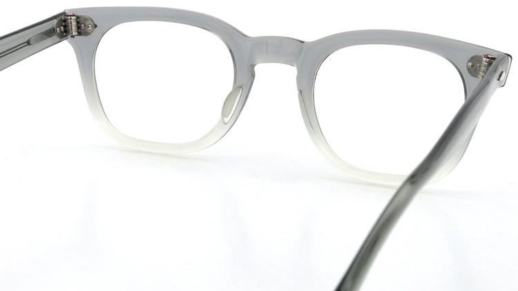 American Optical アメリカンオプチカル (AO)Vintage ヴィンテージ タ?イヤ鋲 Grey-Clear-Gradation 46-24 7