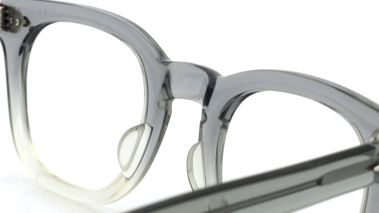 American Optical アメリカンオプチカル (AO)Vintage ヴィンテージ タ?イヤ鋲 Grey-Clear-Gradation 46-24 8