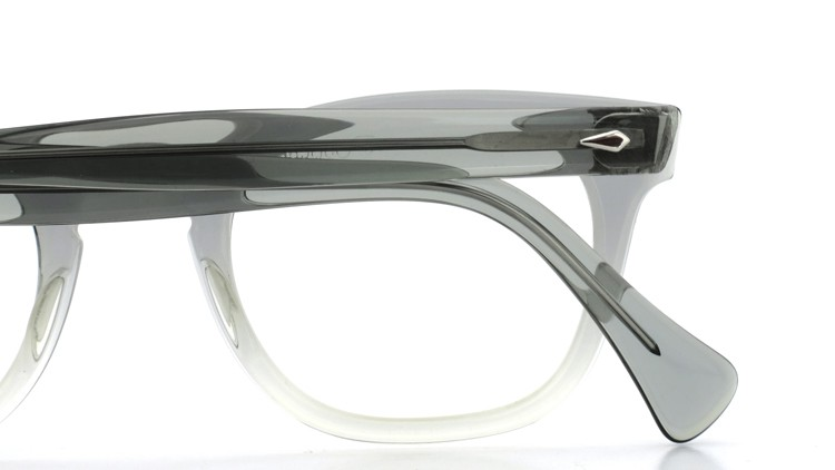 American Optical アメリカンオプチカル (AO)Vintage ヴィンテージ タ?イヤ鋲 Grey-Clear-Gradation 46-24 13