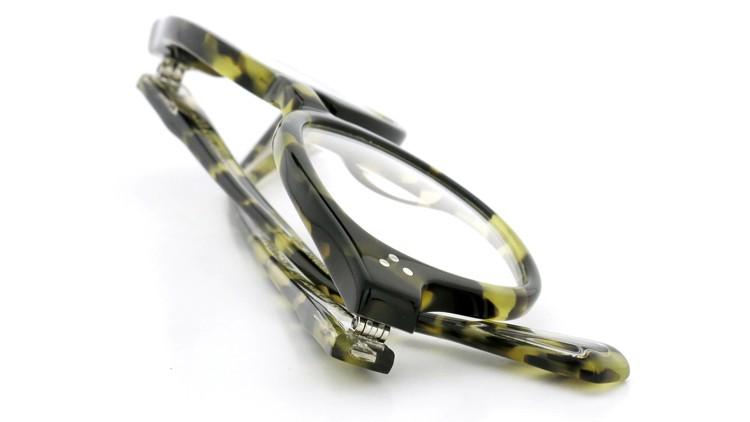 GLCO (ジーエルシーオー) ×  MARK MCNAIRY (マークマクナイリー) コラボレーション メガネ MM1006 44size HICKORY SPT 14