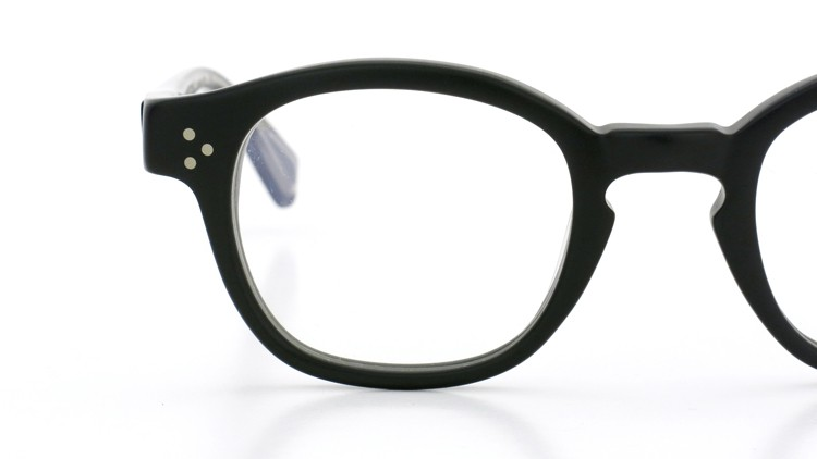 GLCO (ジーエルシーオー) ×  MARK MCNAIRY (マークマクナイリー) コラボレーション メガネ MM1006 44size HICKORY MBK 16