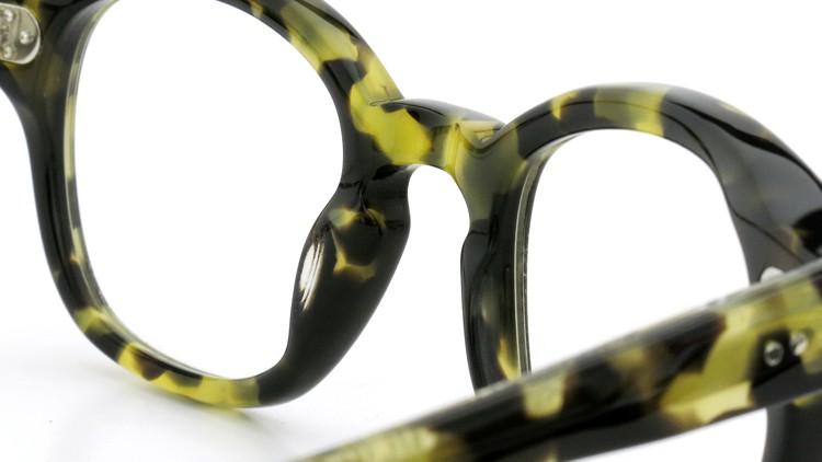 GLCO (ジーエルシーオー) ×  MARK MCNAIRY (マークマクナイリー) コラボレーション メガネ MM1006 44size HICKORY SPT 8
