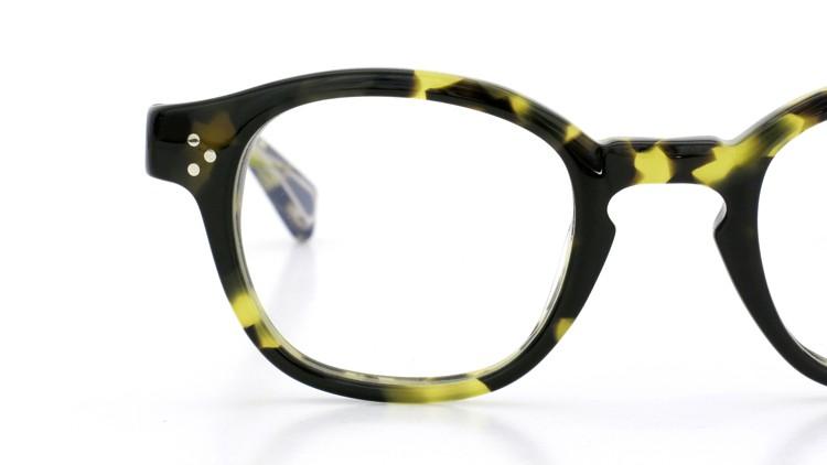 GLCO (ジーエルシーオー) ×  MARK MCNAIRY (マークマクナイリー) コラボレーション メガネ MM1006 44size HICKORY SPT 16