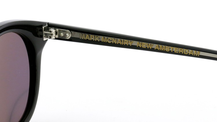 GLCO (ジーエルシーオー) ×  MARK MCNAIRY (マークマクナイリー) コラボレーション サングラス MM2004 45size APEX BLK/GRY 11