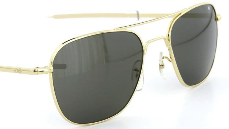 American Optical AO Original Pilot Gold 55-20 06