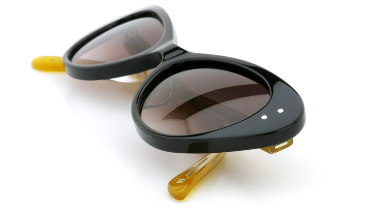 Oliver Goldsmith オリバーゴールドスミス サングラス GRACE(1959) グレース(1959) Black-Honey 11