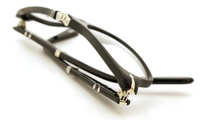 Persol (ペルソール) 折り畳みメガネ 2886-V ブラック 51size 13