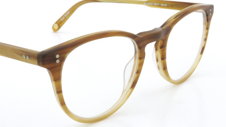 GLCO(GARRET LEIGHT CALIFORNIA OPTICAL) ジーエルシーオー MILWOOD MBTF 46size 6