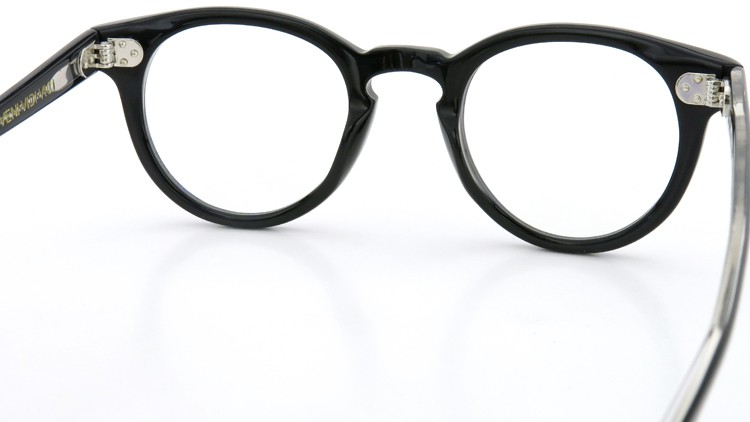 GLCO (ジーエルシーオー) ×  MARK MCNAIRY (マークマクナイリー) コラボレーション メガネ MM1007 44size MONROE BLK 7