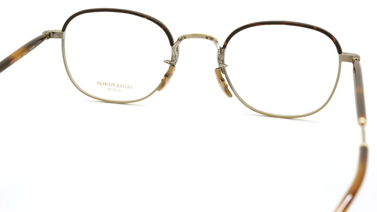 OLIVER PEOPLES (オリバーピープルズ) 2014S/S 新作メガネ Dove AG/BR 7