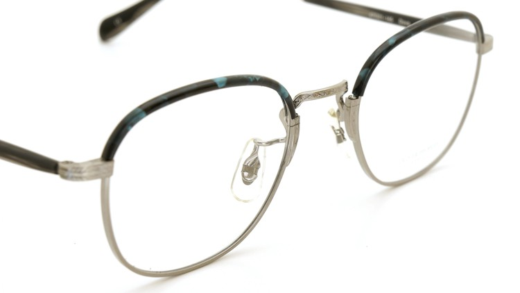 OLIVER PEOPLES (オリバーピープルズ) 2014S/S 新作メガネ Dove P/GR 6