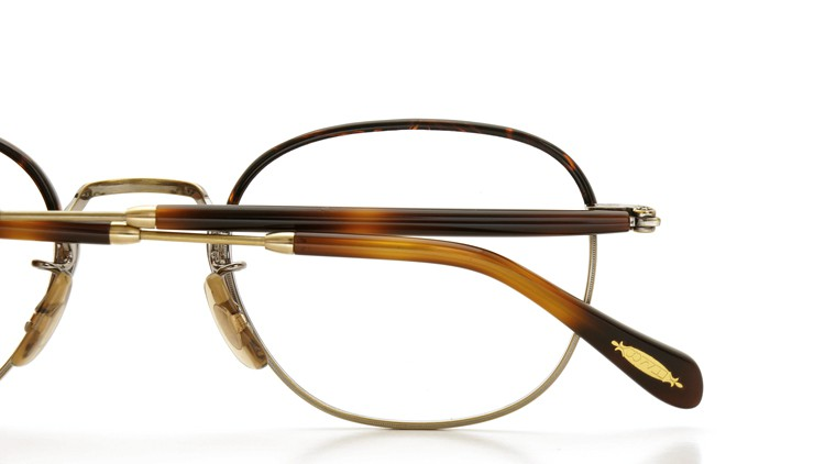 OLIVER PEOPLES (オリバーピープルズ) 2014S/S 新作メガネ Dove AG/BR 12