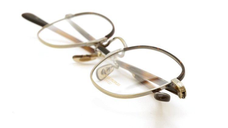 OLIVER PEOPLES (オリバーピープルズ) 2014S/S 新作メガネ Dove AG/BR 10