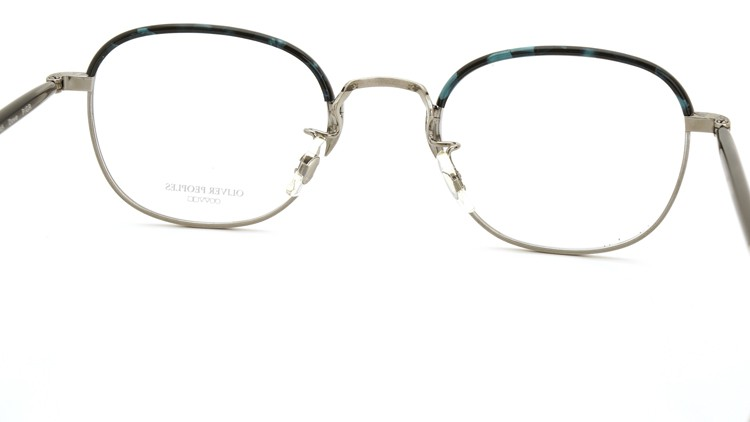 OLIVER PEOPLES (オリバーピープルズ) 2014S/S 新作メガネ Dove P/GR 7