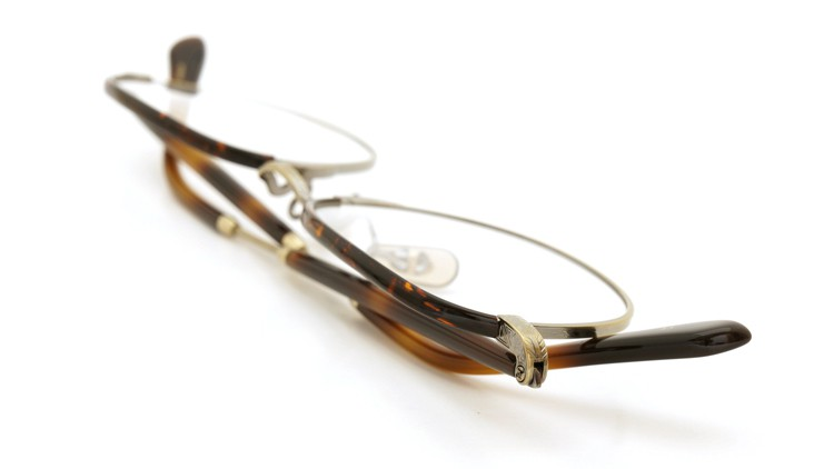 OLIVER PEOPLES (オリバーピープルズ) 2014S/S 新作メガネ Dove AG/BR 11