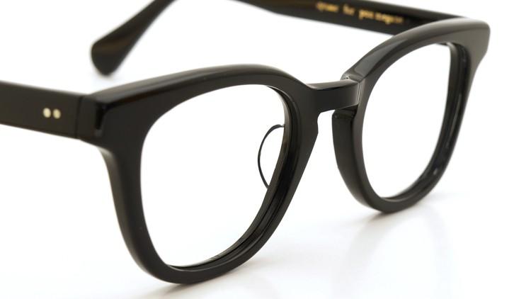 ayame (アヤメ) × ポンメガネ コラボレーションモデル ayame for pon megane  black 6
