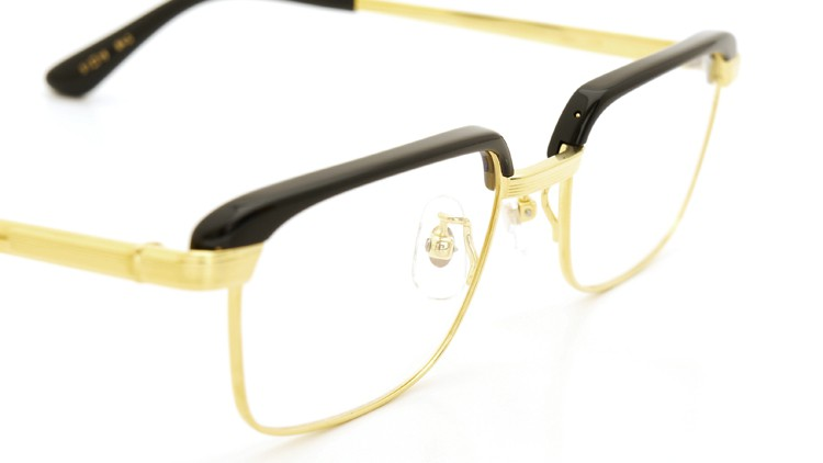 ayame(アヤメ)メガネ デットストック CENTURY BKG 生産終了カラー 6
