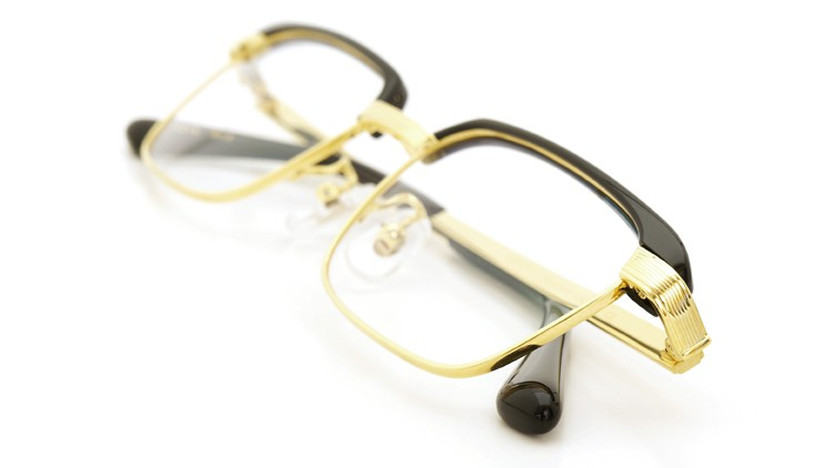 ayame(アヤメ)メガネ デットストック CENTURY BKG 生産終了カラー 11