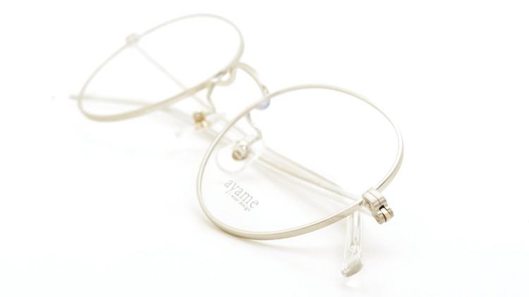 ayame i wear design (アヤメ) メガネ FOCUS metal S 海外限定モデル 11