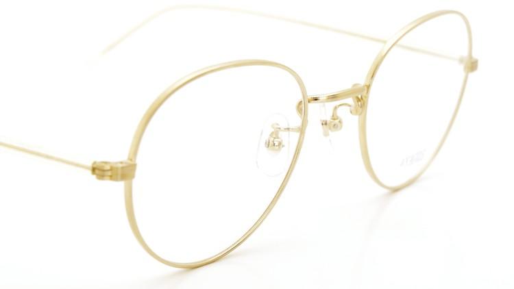 ayame i wear design (アヤメ) メガネ FOCUS metal G 海外限定モデル 6