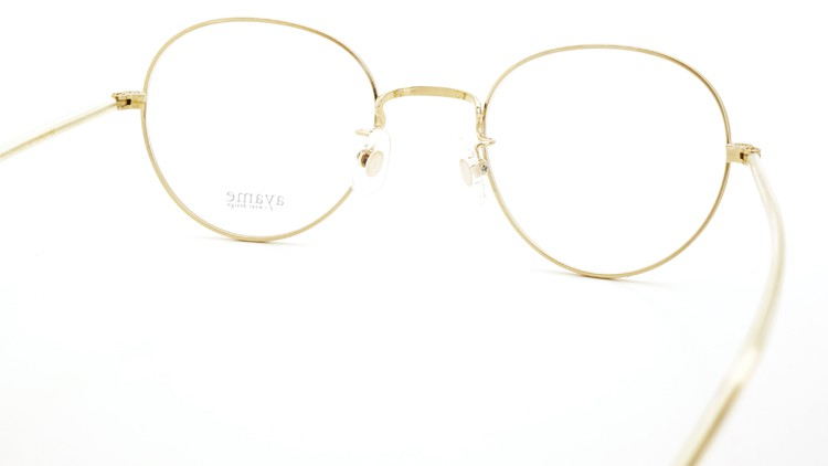 ayame i wear design (アヤメ) メガネ FOCUS metal G 海外限定モデル 7