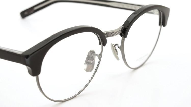 OLIVER PEOPLES (オリバーピープルズ)  メガネ MP-15-XL BK/P 6