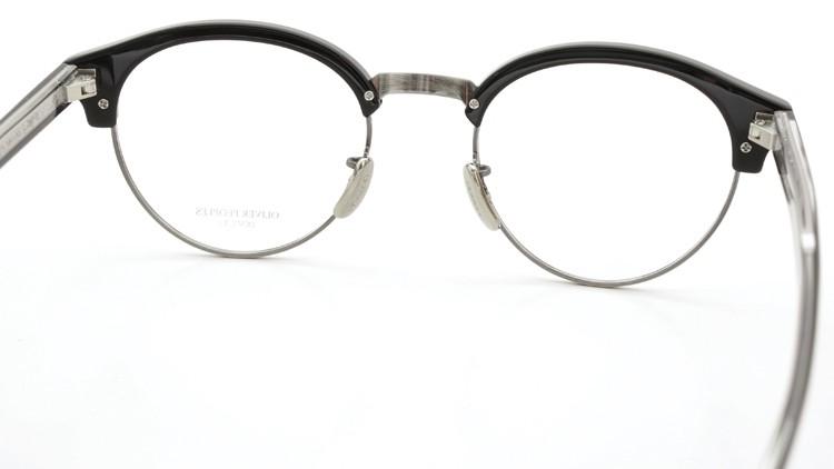 OLIVER PEOPLES (オリバーピープルズ)  メガネ MP-15-XL BK/P 7