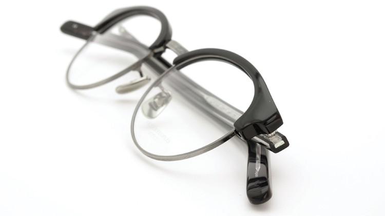 OLIVER PEOPLES (オリバーピープルズ)  メガネ MP-15-XL BK/P 11