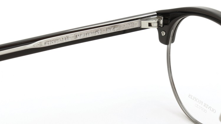 OLIVER PEOPLES (オリバーピープルズ)  メガネ MP-15-XL BK/P 9