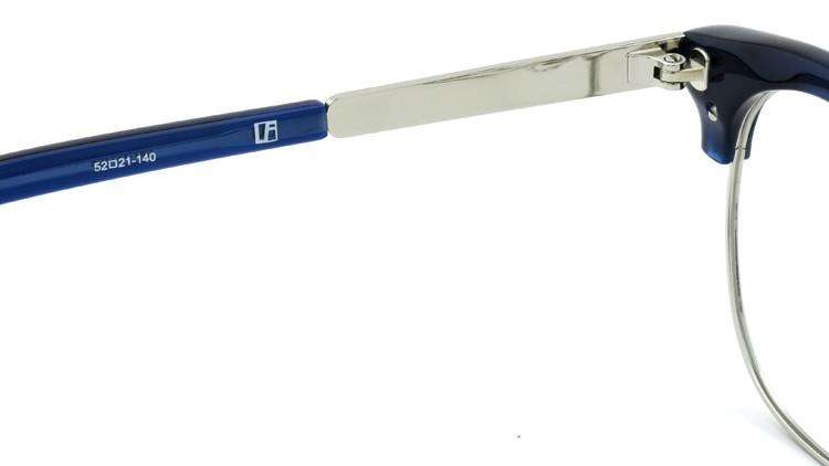 3.1 phillip lim (スリーワン フィリップ リム) メガネ PL/29/5 Blue/silver 52size 9