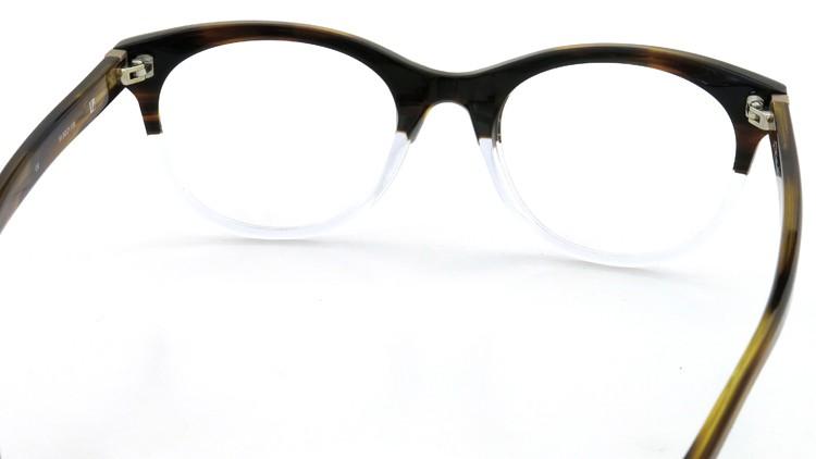 3.1 phillip lim (スリーワン フィリップ リム) メガネ PL/48/3 dark-brown-demi-clear 51.5size 7