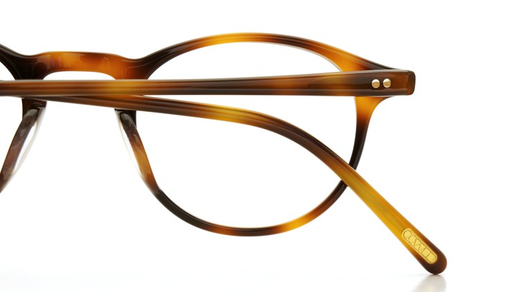 OLIVER PEOPLES (オリバーピープルズ) メガネ Riley-P-CF DM Limited Edition 14