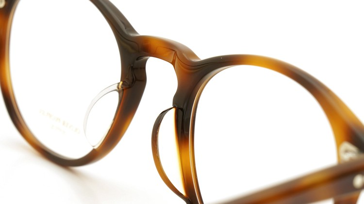 OLIVER PEOPLES (オリバーピープルズ) メガネ Riley-P-CF DM Limited Edition 9