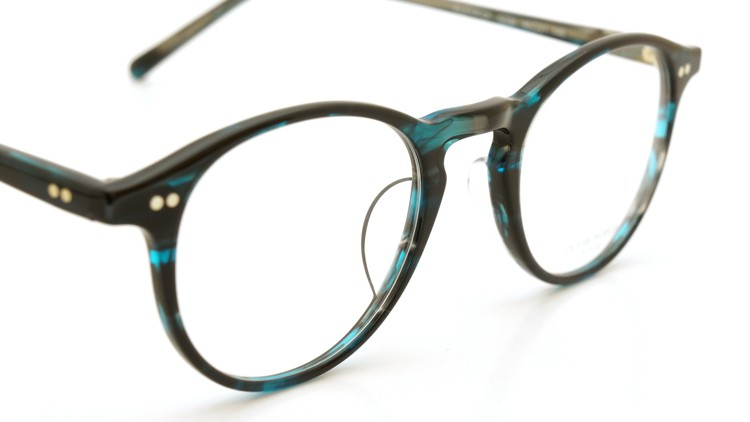 OLIVER PEOPLES (オリバーピープルズ) メガネ Riley-P-CF GGM Limited Edition 6