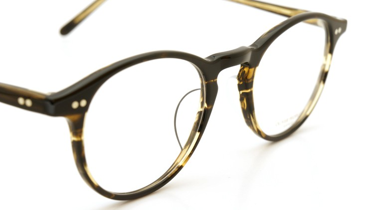 OLIVER PEOPLES (オリバーピープルズ) メガネ Riley-P-CF COCO2 Limited Edition 6