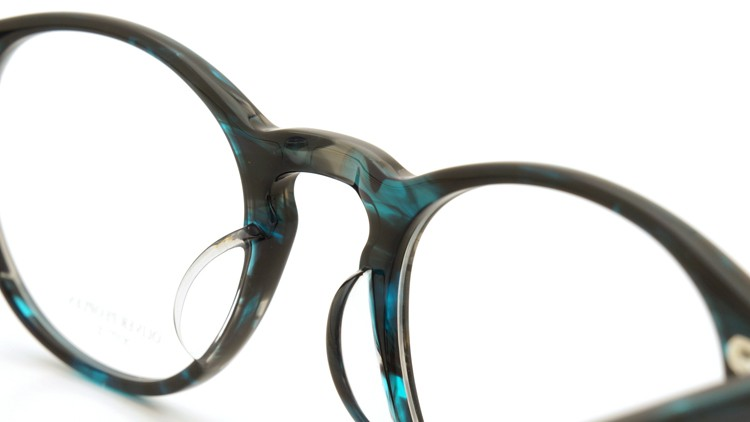OLIVER PEOPLES (オリバーピープルズ) メガネ Riley-P-CF GGM Limited Edition 8