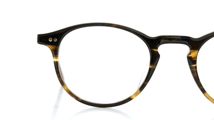 OLIVER PEOPLES (オリバーピープルズ) メガネ Riley-P-CF COCO2 Limited Edition 14
