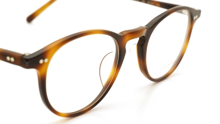 OLIVER PEOPLES (オリバーピープルズ) メガネ Riley-P-CF DM Limited Edition 6
