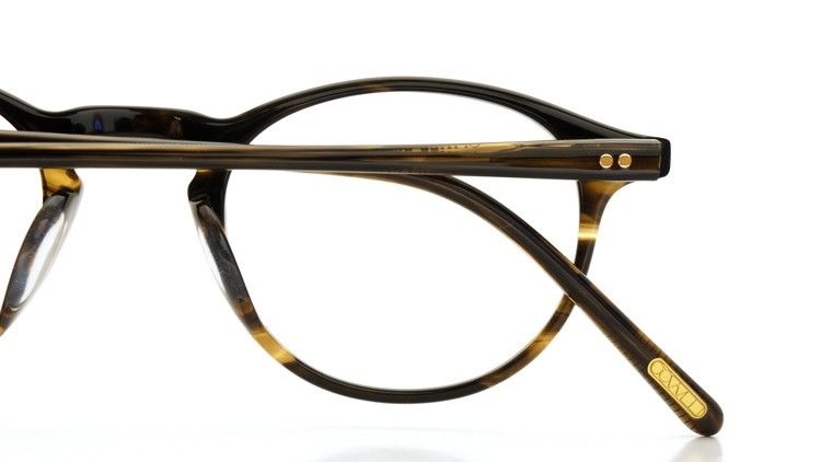OLIVER PEOPLES (オリバーピープルズ) メガネ Riley-P-CF COCO2 Limited Edition 13