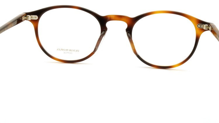OLIVER PEOPLES (オリバーピープルズ) メガネ Riley-P-CF DM Limited Edition 7