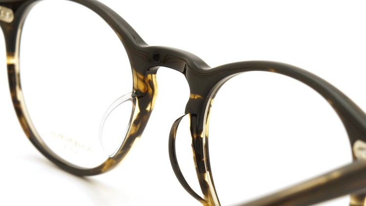 OLIVER PEOPLES (オリバーピープルズ) メガネ Riley-P-CF COCO2 Limited Edition 8