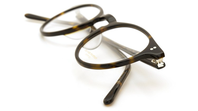 OLIVER PEOPLES (オリバーピープルズ)メガネ O'MALLEY-P-CF 362 Limited Edition 11