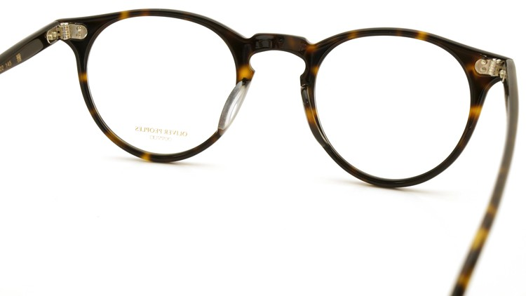 OLIVER PEOPLES (オリバーピープルズ)メガネ O'MALLEY-P-CF 362 Limited Edition 7